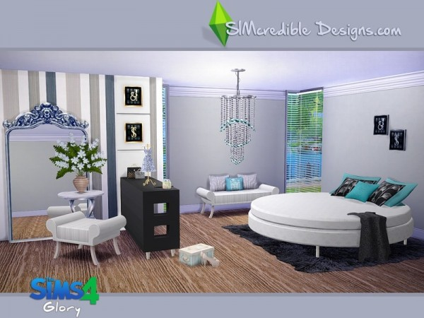 The Sims Resource Glory By Simcredible Design Sims 4