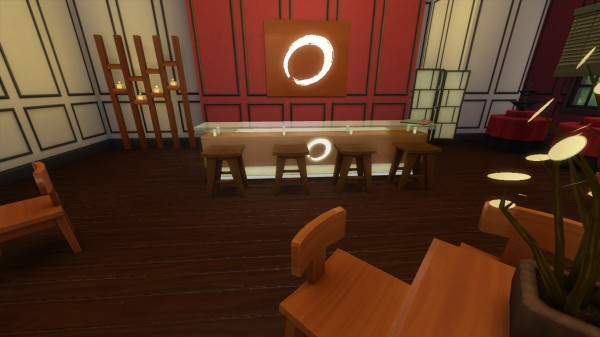 Mod The Sims: Sakuras Inn & Spa by RayanStar