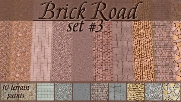 Lori Sims: Brick Road set 3