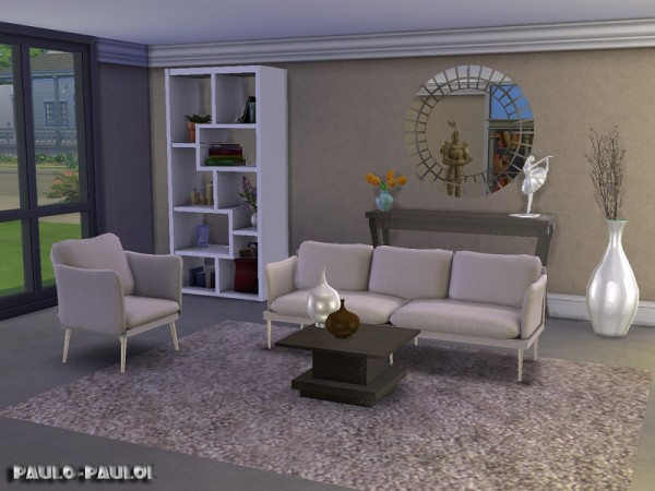 The Sims Resource: Living room Fiona by paulo paulol