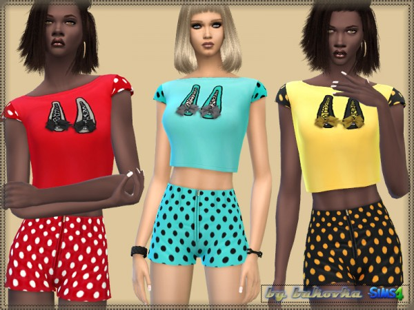 The Sims Resource: Set Sweet Dream by Bukovka