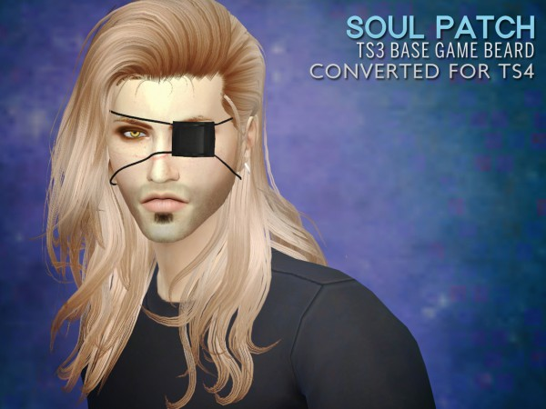 The Path Of Nevermore: 3000+ followers gift   part one  facial hair