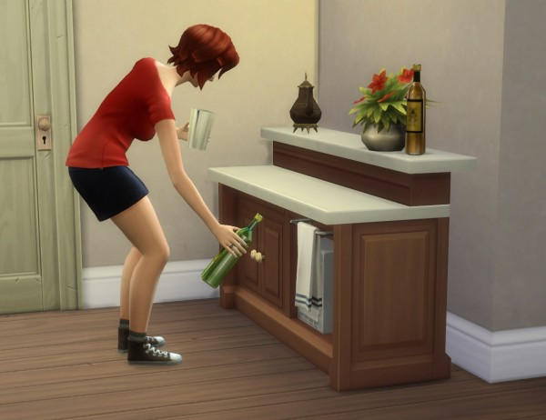 Mod The Sims: The Minor Indulgence by plasticbox
