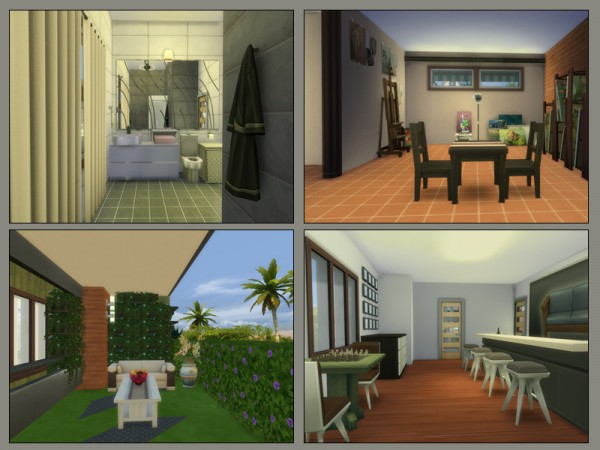 The Sims Resource: ECO   modern I by Danuta 720