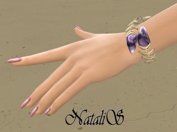 The Sims Resource: Fish bone bracelet by Natalis