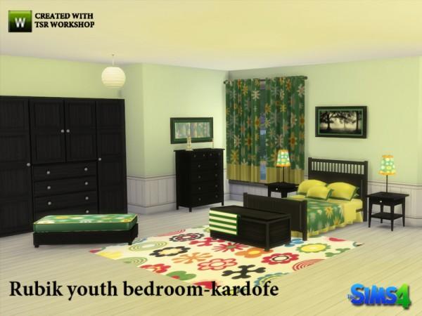 The Sims Resource Daisy Master Bedroom By Kardofe Sims