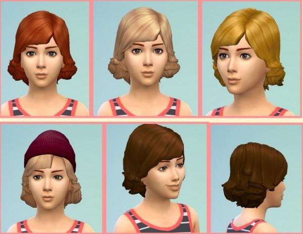 Birkschessimsblog: Short Swept Hair for Girls