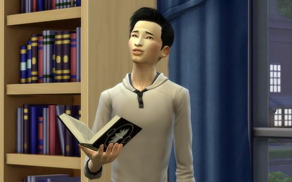 Ihelen Sims: Chen Zi by Rany Randolff