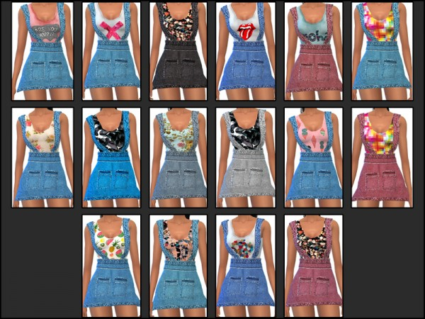 The Sims Resource: ShakeProductions 29 outfit