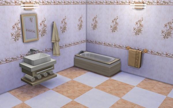 Ihelen Sims: Tile Prado Walls&Floor by ihelen