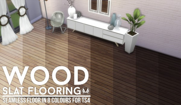 Sims  Cc Wood Floor With Paint