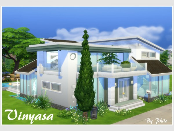 The Sims Resource: Vinyasa by Philo