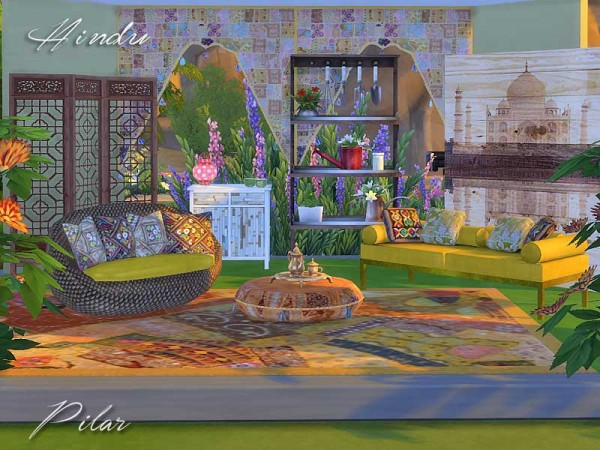 SimControl: Outdoors Environments by Pilar