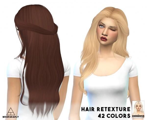 Miss Paraply: Nightcrawler hairs