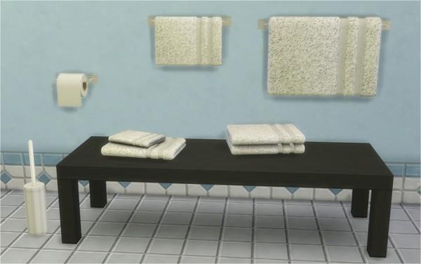 Veranka: Io Bathroom pt2