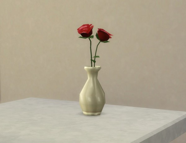 Mod The Sims: Vase for Garden Flowers by plasticbox • Sims ...