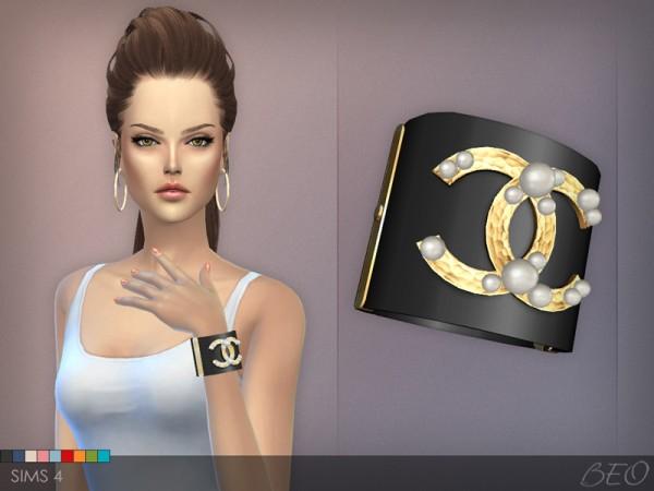 BEO Creations: Pearls bracelet