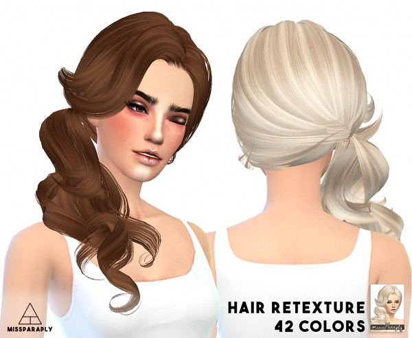 Miss Paraply: Skysims hairs