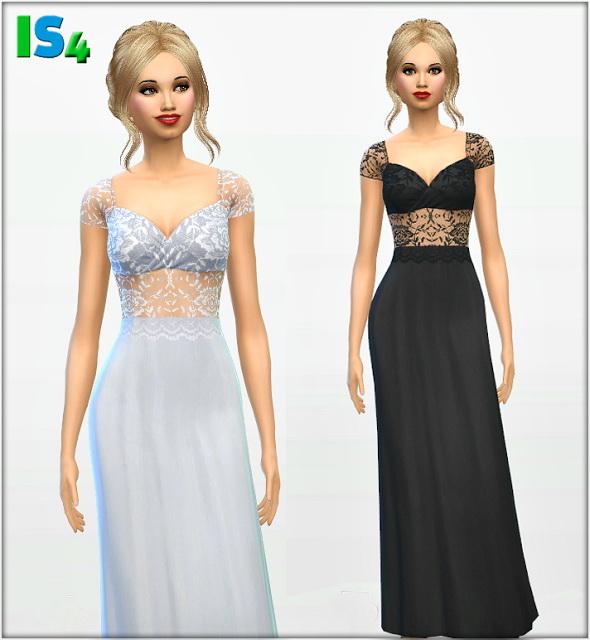Irida Sims 4: Dress 39