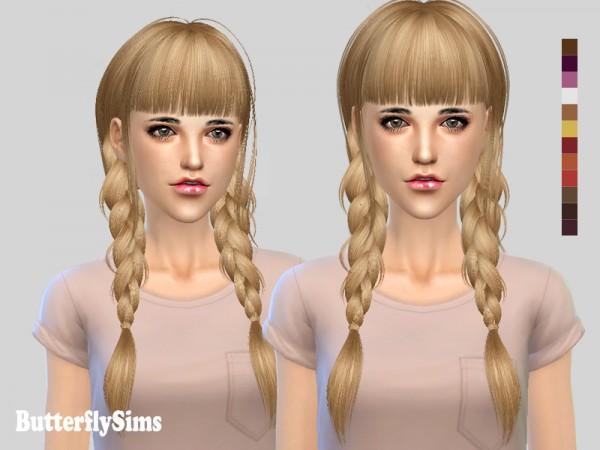 Butterflysims: B flysims hair 133 NO hat