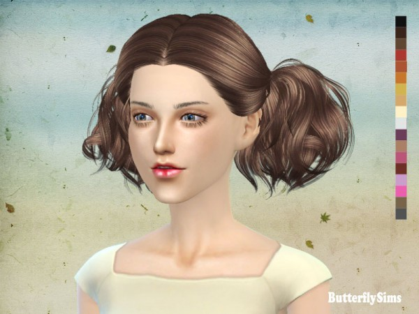 Butterflysims: B flysims hair 088 No hat