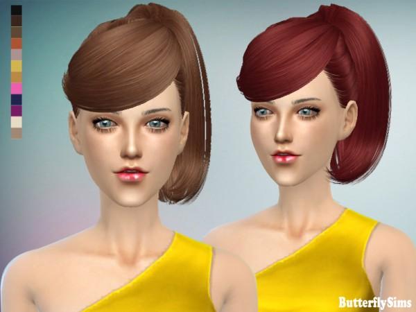 Butterflysims: B flysims hair 130 No hat