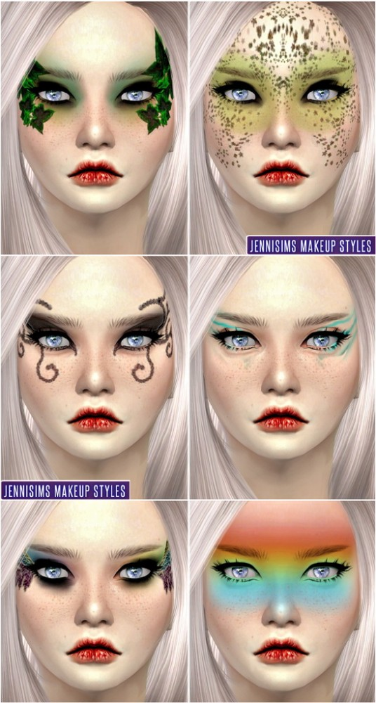 Jenni Sims: Makeup So Soft Fantasy Fairies EyeShadow