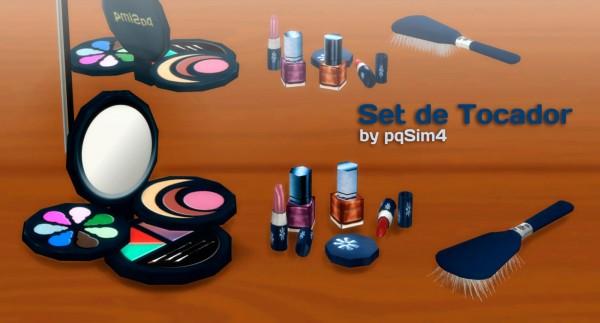 PQSims4: Budoar set