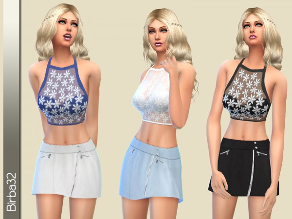 The Sims Resource: Provenza set by Birba32