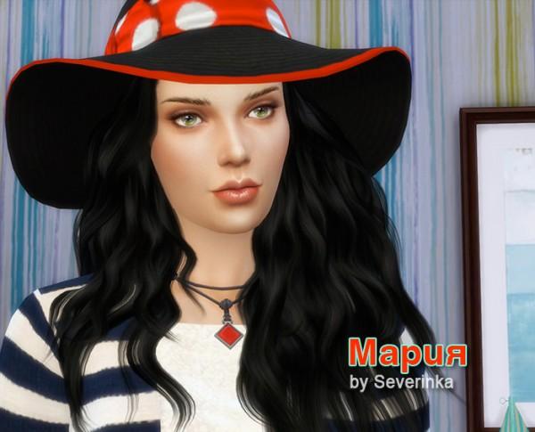 Sims by Severinka: Maria