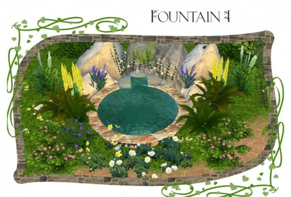 Sims 4 designs sims in paris patio set sims 4 downloads for Garden design sims 4