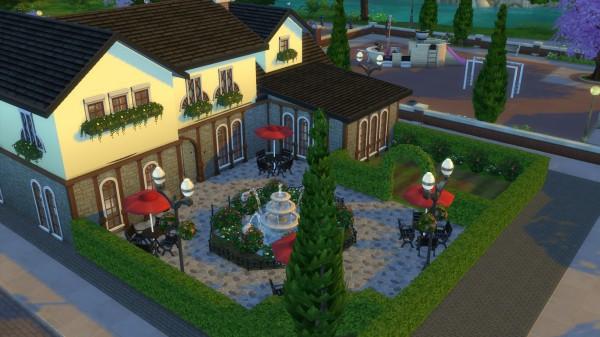 Mod The Sims: European Taste Bakery by RayanStar