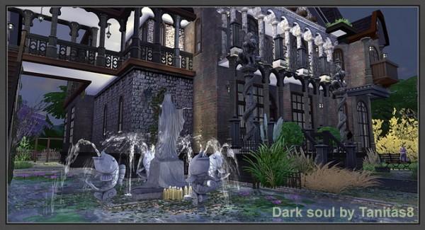 Tanitas Sims: Dark soul house