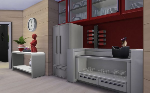 Simplicity sims: Ruby Red