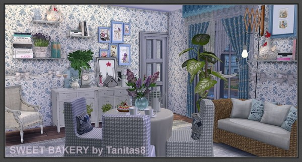 Tanitas Sims: Sweet bakery