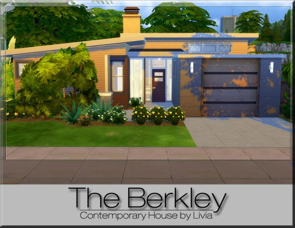 Homeless Sims The Berkley House Sims 4 Downloads