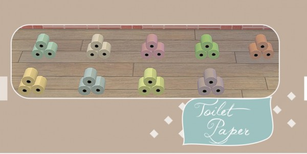 Sims 4 Designs: Bathroom Essentials Set