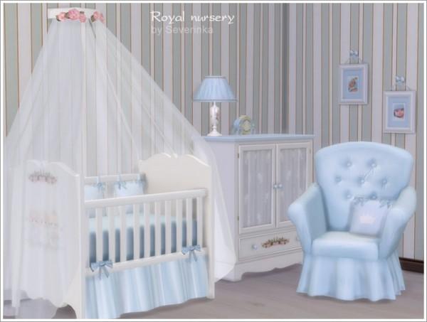 Sims by Severinka: Royal Nurcery