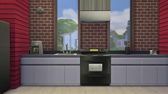 Simsfvr: Kitchen