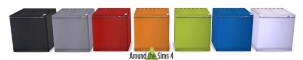 Around The Sims 4: Sims 2 University Mini Fridge