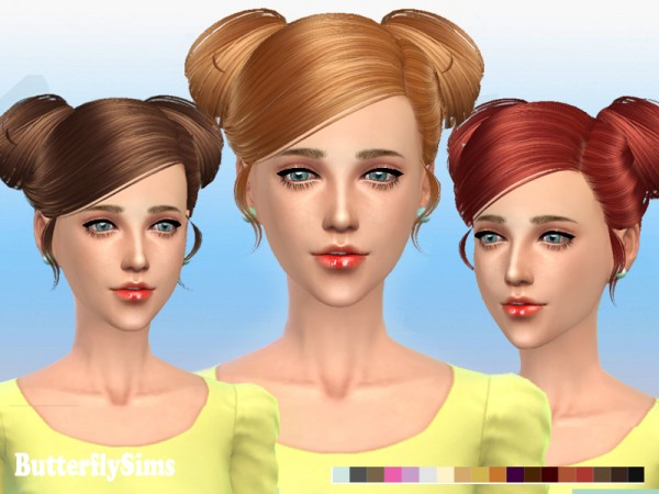 Butterflysims: B flysims hair 078