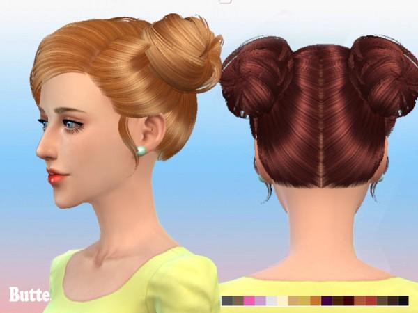 Butterflysims: B flysims hair 078