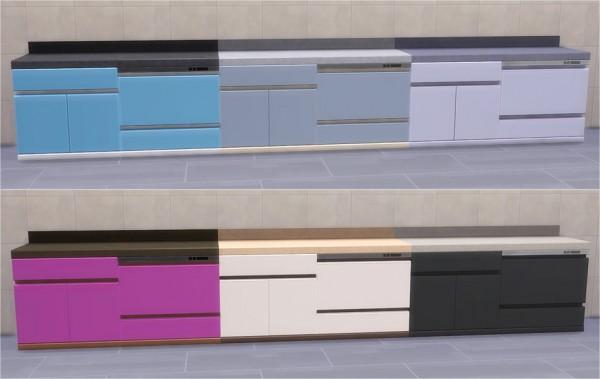 Veranka: BlandCo Contemporary Dishwasher