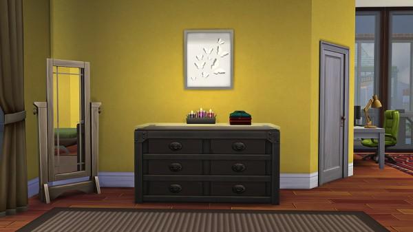 Simsfvr: Bedroom
