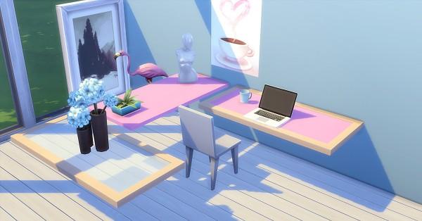 JS Boutique: Slab Desks