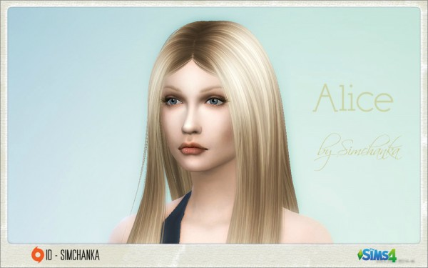 Ihelen Sims: Alice by Simchanka