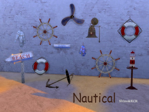 The Sims Resource: Nautical