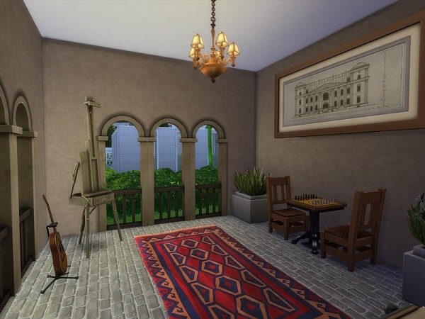 The Sims Resource: Far East House by Ineliz