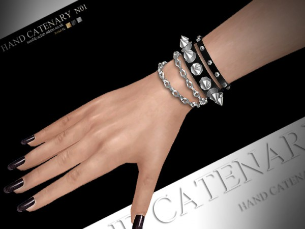 The Sims Resource: Hand catenary N01 by S Club