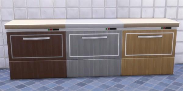 Veranka: Alpha Beta Phong Dishwasher